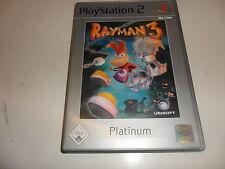 PlayStation 2  PS 2    Rayman 3 - Hoodlum Havoc