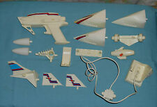 vintage Mego Micronauts BATTLE CRUISER PARTS LOT #2