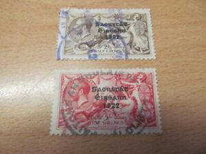 E0008) Irland o 37-38 Shillinge Type I gebraucht Mi ca 300