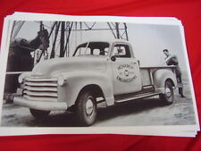 1953 CHEVROLET  PICKUP     BIG 11 X 17  PHOTO /  PICTURE