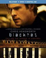 Blackhat [Blu-ray] NEW!