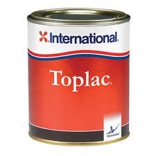 International Toplac Yacht/Boat Gloss Enamel Paint. 750ml. Snow White