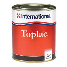 International Toplac Yacht/Boat Gloss Enamel Paint. 750ml. Oxford Blue