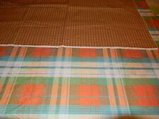 neuf!!  coton fin assortis 1,60x0,80+65x60cm