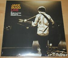 """JAKE BUGG LIVE FROM SILVER PLATTERS 12"""" LP VINYL RECORD STORE DAY RSD 2014"""