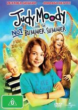 Judy Moody and the Not Bummer Summer NEW R4 DVD