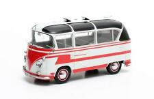 "VW Auwärter T1 Carlux ""Red/White"" 1963 (Matrix 1:43 / MX42105-021)"