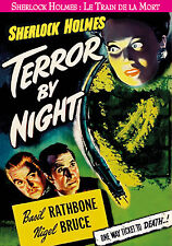 DVD Sherlock Holmes : Le Train de la Mort (Terror by Night) Basil Rathbone