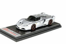 1/43 MR BOSICA FERRARI FXX 2005 SILVER #16 OPEN/CLOSE