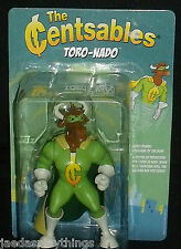 The Centsables TORO-NADO Action Figure by Norm Hill Entertainment