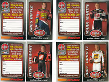 2006 Coca Cola Auto Zone Near-Complete 3/4 card set BV$6! (Sorry, no Stewart!)