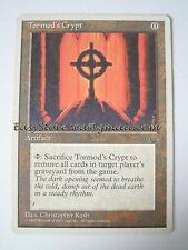 CRIPTA DI TORMOD - TORMOD'S CRYPT -  MTG MAGIC