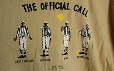 "100% silk Club Cohiba embroidered ""THE OFFICE CALL"" Men's short sleeve-XXL"