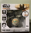 NEW Star Wars The Mandalorian The Child Motion Sensing Helicopter 35108 Disney