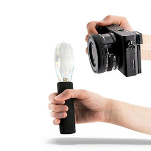 """Drop Prism with 1/4"""" screw (In-camera prism lens fx)"""