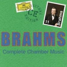 Brahms - Komplette Kammermusik (Deutsche Grammophon) 11 CD Box Set  NEU&OVP!!!