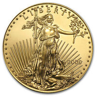 2009 1 oz Gold American Eagle BU - SKU #48683