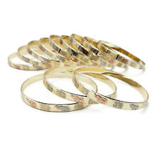 Indian Bollywood Gold Plated Traditional Women Set Bangles Size12 GP-BA11955 S6