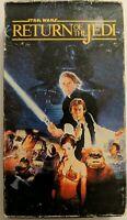 Star Wars: Return of the Jedi (VHS, 1992, CBS)