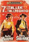 DvD 7 STRADE AL TRAMONTO (1960) Western ** A&R Productions ** ....NUOVO