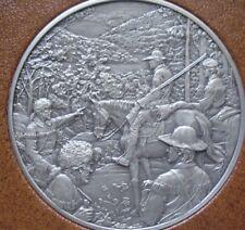 HISTORY OF COLONIAL AMERICA 41. Daniel Boone Blazes Wilderness Trail - 1769
