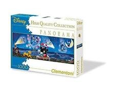 New Clementoni Disney Mickey & Minnie 1000 Piece Panorama Jigsaw Puzzle 39287