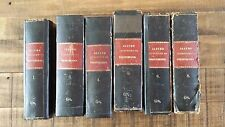 CATECHISME DE PERSEVERANCE OU EXPOSE/Par L'Abbe J. Gaume, 1842/6 Volumes