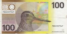 NICE BANKNOTE NETHERLANDS 100 GULDEN YEAR 1977 - BIRD- PAJARO