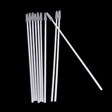 New 10pcs Stainless Steel Straw Reusable Washable Cleaner Cleaning Brush TB