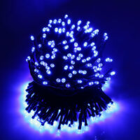 LED Solar Powered String Fairy Lights Light Lamp Garden Party Wedding Outdoor