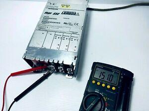 TDK LAMBDA Vega 650 V608RKL 100-240V AC Module Power Supply