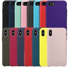 Funda para iPhone 6, 7, 8 Plus Carcasas de Silicona Ligero protector de pantalla