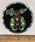 Vintage Masonic Shriner Freemason Prism Decal Sticker Prismatic Sword Moon Logo