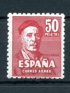 1947.ESPAÑA.EDIFIL 1016 .nuevo Leve Fijasellos. (MH) .catalogo