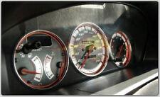 Mazda 323 F BG / MX3  Bj.1991-1998 / 3-teilig ALU TACHORINGE / TACHO RINGE