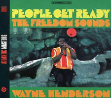 the freedom sounds with wayne henderson : people get ready cd