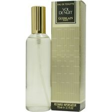 Vol De Nuit by Guerlain EDT Spray Refill 3.1 oz
