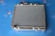 56mm aluminum radiator for Daihatsu YRV K3-VET 1.3GTTi Turbo AUTO 2000-2005