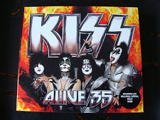 Slip Double: Kiss : Alive 35 : Live Oslo, Valhall Arena Norway 2008