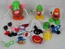Mr Potato Head y pequeñas cabezas de verduras Hasbro