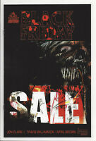 BLACK FRIDAY #1 ASHCAN LIMITED TO 500 Scout Comics 2021 NM- NM