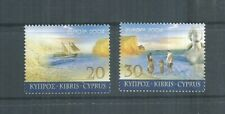 CYPRUS STAMPS COMPLETE SET EUROPA 2004 MNH