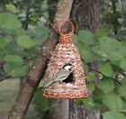 Bird house Hanging Reed Grass Roosting Pocket Hive