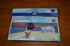 LA Clippers Bleacher / FuzzHead Wig - One Size - Official NBA Product - NIB