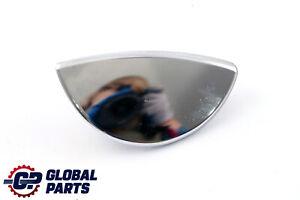 BMW Mini Cooper R55 R56 Front Bumper Right O/S Headlight Nozzle Cover Chrome