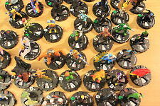 Heroclix - Flash complet c/u/r set 1-48 (non prime ,no 37,no 46)