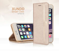 Luxury Pomegranate Magnetic Wallet Leather Case Flip Cover for iPhone 5 5S SE