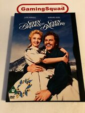 Seven Brides for Seven Brothers (Cardboard) DVD, Supplied by Gaming Squad