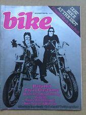 Bike Magazine - December 1980 - Benelli 654 v Yamaha XJ650 Honda MB5 v Jawa Must