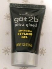 Schwarzkopf Got2b Ultra Glued Invincible Styling Gel